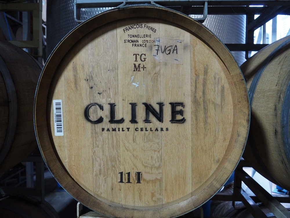 Cline Cellars - Salt & Stone