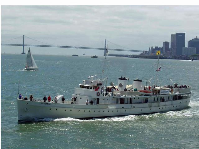 USS Potomac History Tour