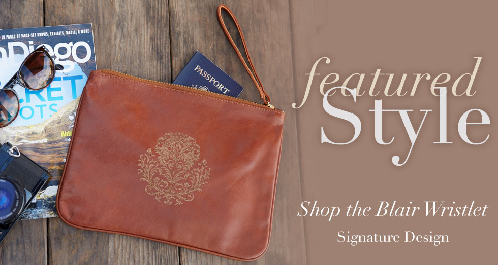 Featured Style Image- Blair Wristlet
