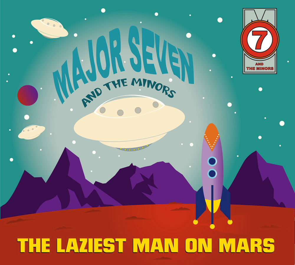 The Laziest Man On Mars 2008