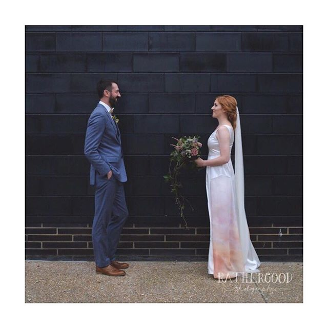"#Repost @mostcuriouswedfair ・・・ And THIS is why we do what we do ❤️👊🏼 ""Hi Most Curious Team,  I just wanted to drop you a quick email with some photos following our wedding to thank you for all your help.  In March 2016 we popped along just as we had started planning and met @danadallalbridal who would eventually make my bespoke gown and @am_faulkner whose beautiful work finally convinced me a veil was the perfect final touch. This March we came back, because we'd enjoyed the day so much last time, and met Jane Bowler whose headpieces I couldn't resist so ended up added in as an 'outfit change'! So basically AMCF and your exhibitors dressed me but also inspired so much of our day's vibe and feel.  I hope you enjoy the photos and thank you so much for being such an integral part of our wedding planning, which turned into the best day ever!  Thank you,  Ben and Elly x ""  Thank YOU so much Ben and Elly - you guys look incredible. Image by @rathergood_photography and venue is @stmaryinthecastle ✨✨✨✨✨✨✨✨✨✨ . Give us a shout if we helped you too, because it makes us feel warm and fuzzy 😃🤗"