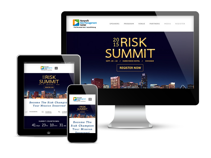 NRMC 2015 Risk Summit Work done while at  Sagetopia