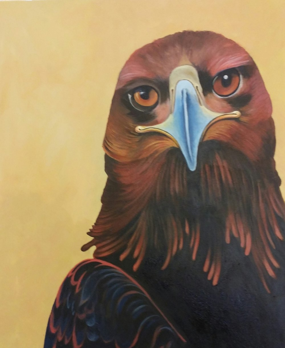 MONTY'S GOLDEN EAGLE