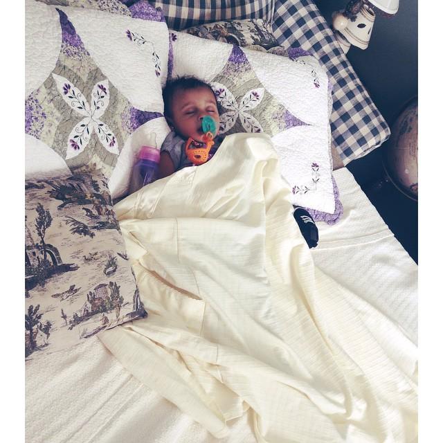 Nap time Yay! #naptime #LiveEatConnect #baby #babytime