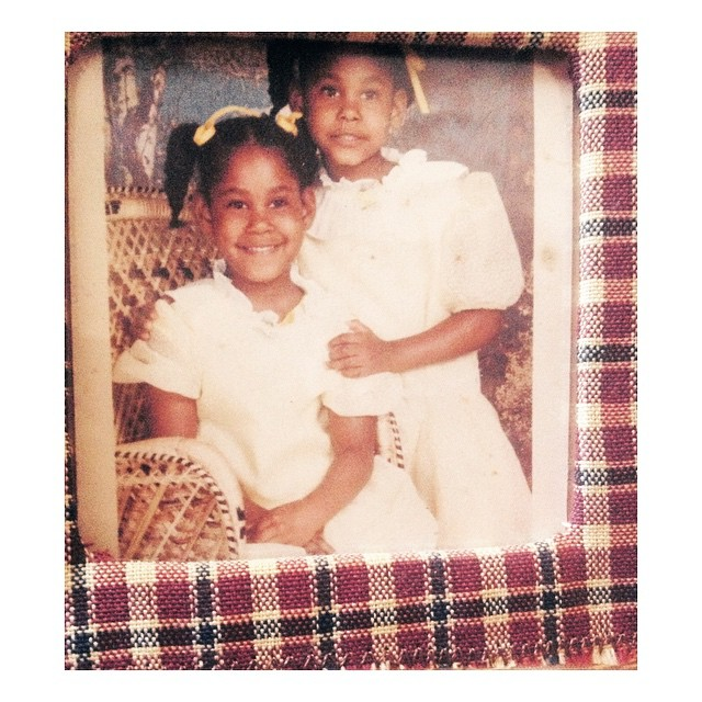 She's still my sidekick even though she's the bossy one. #twin #twinning #family #LiveHappily #LiveEatConnect #thecitruslife