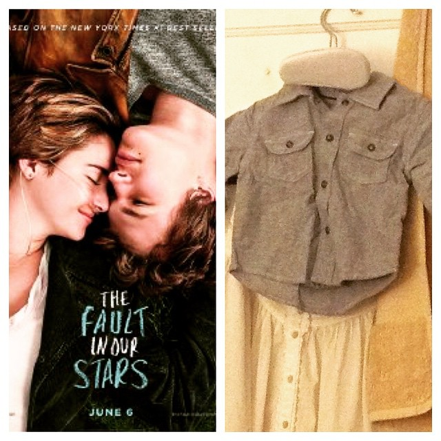 """So I know I'm a late bird but I just saw this movie, #TheFaultInOurStars and I wept like a child and I'm still weeping as I type this. I wept because I get it. I get it all. As a former Wish kid, sometimes people think because you grew into adulthood that you made it, you survived and there will be no more problems, no more sadness. They assume you're cured. Nothing could be further from the truth. All that happens is the struggle continues and you figure out how to cope with not only the physical wounds but the mental and emotional ones. There is the guilt and the sadness you feel that you may have lived longer than some of your friends in the hospital–or out. There's the constant worry that each day you wake up, might be the day you get more bad news, each ER trip might be your last or involve an extended stay. I love how the movie showed the emotional breakdowns then clarity. It feels just like that. Sometimes I think, """"if I could trade a moment of my life to share, I would give it."""" But hardest of all are the memories cause you can never really escape them since your life is a daily reminder of the fight you wake up to everyday. You lose significant people and in the process, I lost my mother–The only other person in my life that was sharing the difficult journey with me. But she never got to share adulthood with me but I know she gave it all to make sure I have it. My biggest hope and dream is to have a baby and even though, according to doctors and reports, it's super risky and advised against, I'm crossing my fingers, buying clothes out of faith, and trusting the fault in our stars. I hope whoever reads this will cross their fingers with me. I wouldn't trade the struggle cause it's beautiful and enlightening but I sincerely hope and pray that I will be just as brave as Augustus was and help others to live beautifully and in the now. #happySaturday #connectspiritually #chronic #autoimmune #thebeautifulstruggle #love"""