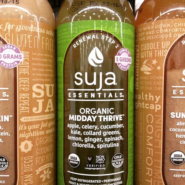 #Suja #organicmidday #target #eatnaturally #thecitruslife