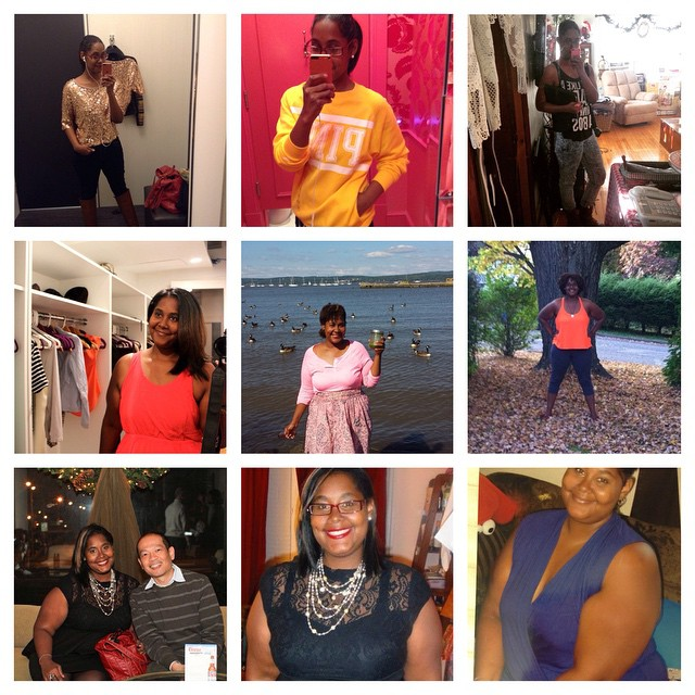 Top Row: 2015 Middle Row: 2013-2014 Bottom Row: 2012 #progress #weightloss #livehappily #eatnaturally #thecitruslife