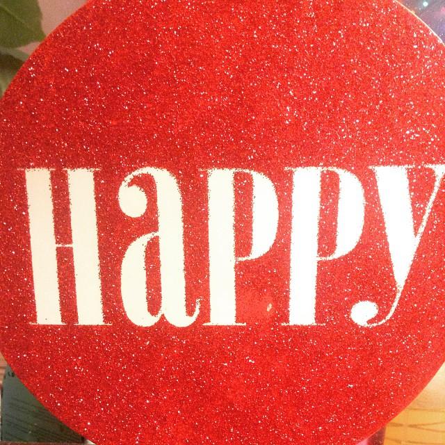 #happy #livehappily #glitter #spiritfingers