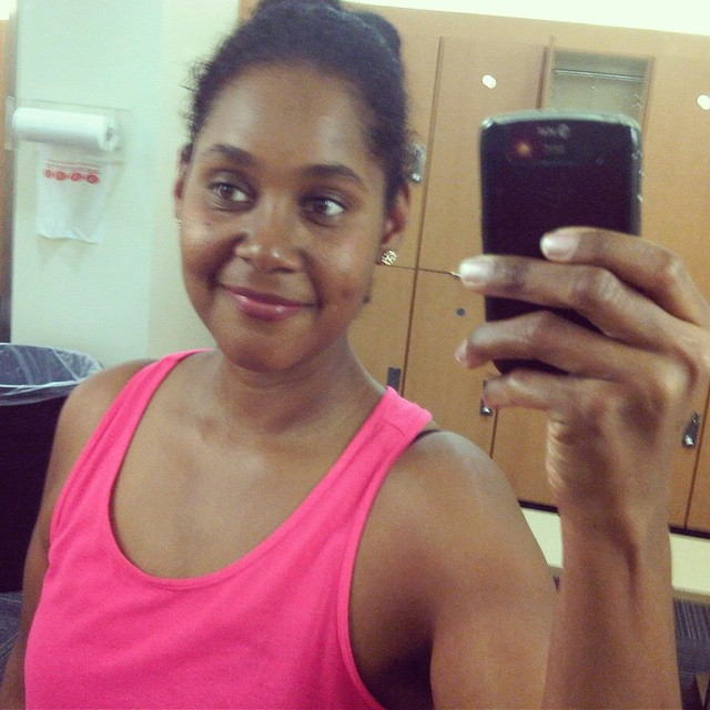 After Fitness Selfie. #Fitness #Flow #NYSC #LiveHappily #thecitruslife #Headache #Cure