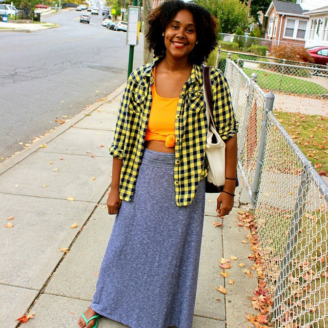 Celebrating Autumn with an evening out in summertime weather. #happy #autumn #octoberbitches #ItsAutumnBitches #color #naturalbeauty #curlygirl #livehappily #thecitruslife