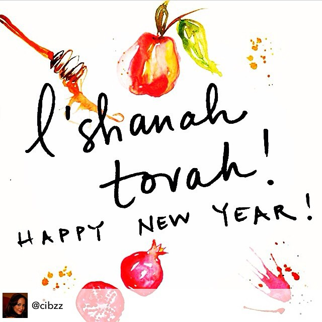 Love this #RoshHashanah #2014 sign from @cibzz #LShanahTova #MayYourNameBeInscribedInTheBookOfLife