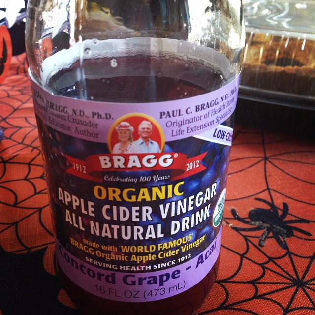 #Braggs #concordgrape #acai #applecidervinegar #morning #drink #eatnaturally #thecitruslife #livehappily #digestion #candidafighter