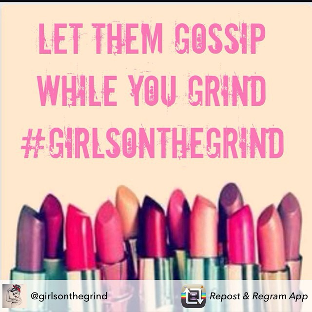 Love this from #GirlsOnTheGrind #livehappily
