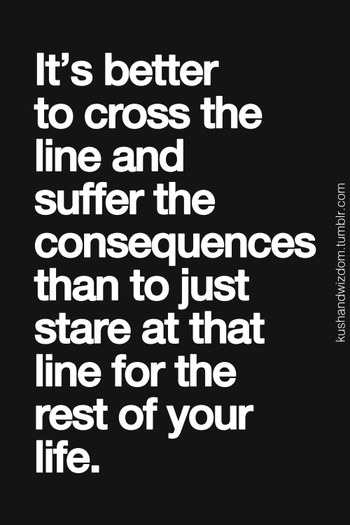 🙅Don't just stare at the line….