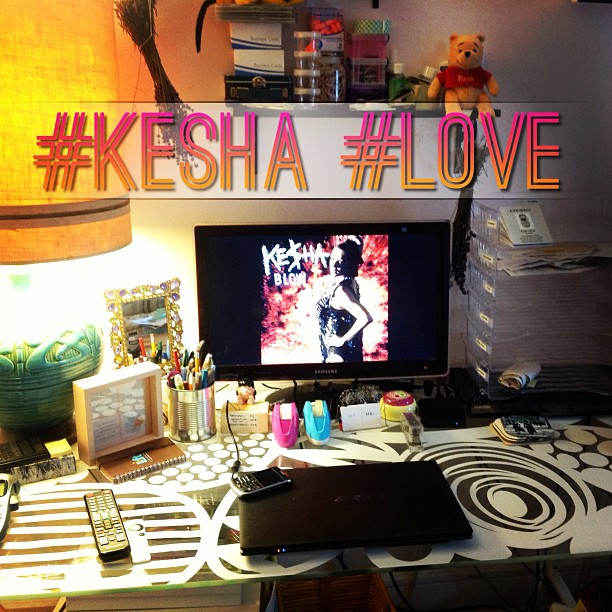 Love Kesha! Rocking out while I organize. She's #CitrusSweet #citruslife