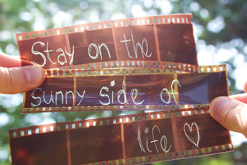 Love, Love, Love this!! stay on the sunny side…. kushandwizdom: Do you love quotes? Well, this blog is for you