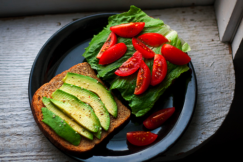 eatcleanmakechanges: must give avocado a chance.