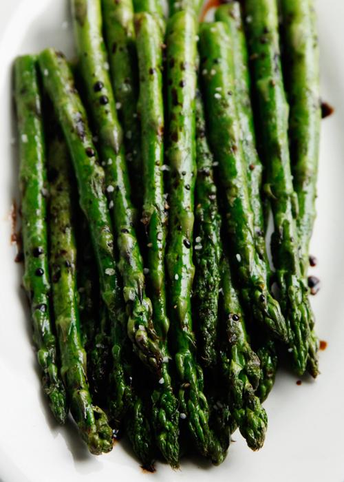 I have a crazy love affair with asparagus. Super Yum. #CitrusLife