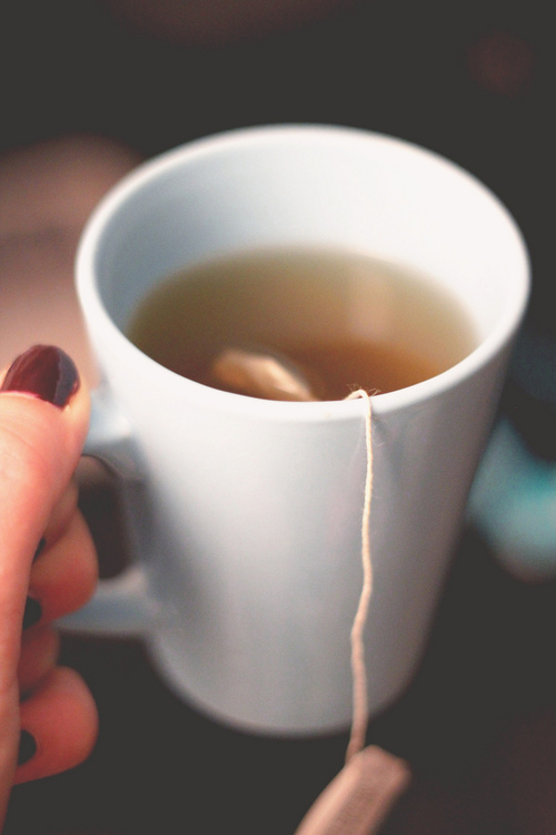 Let it snow. I have my cup of…Tea. Subscribe to The Citrus Life Newsletter!