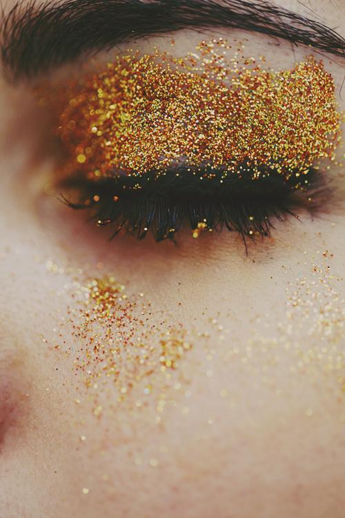 Gorgeous Autumn Glitter Eye Shadow