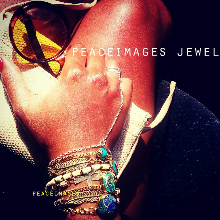 peaceimages: I've stocked the shop with 1 of kind wrist goodies!