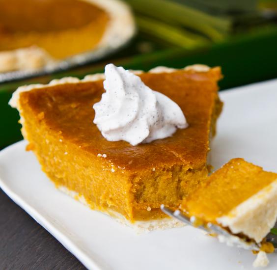 fuckyeahveganjunkfood: (vegan) pumpkin pie