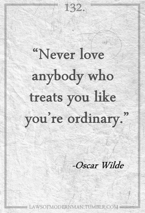 Never Love…