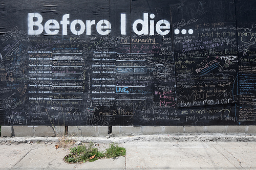 Awesome Wall of hopes and dreams glittersparklesandshine: (via imgTumble)