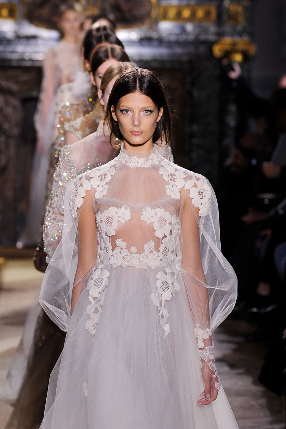 With wedding season in full effect, what do you think of these gown alternatives?
