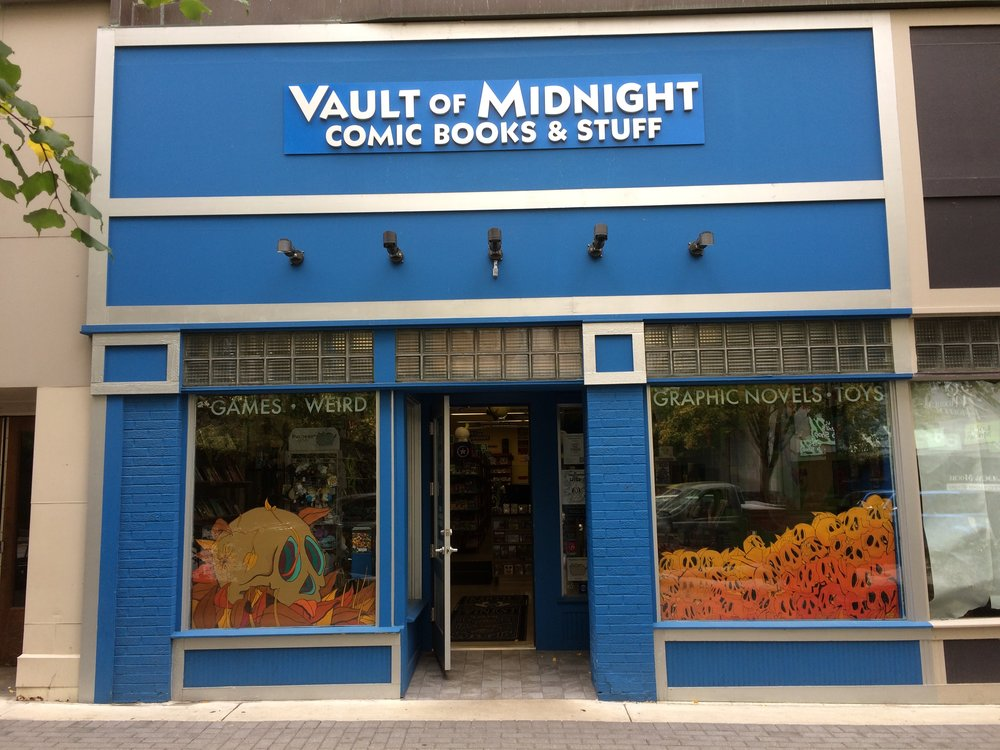Vault of Midnight Mural 7