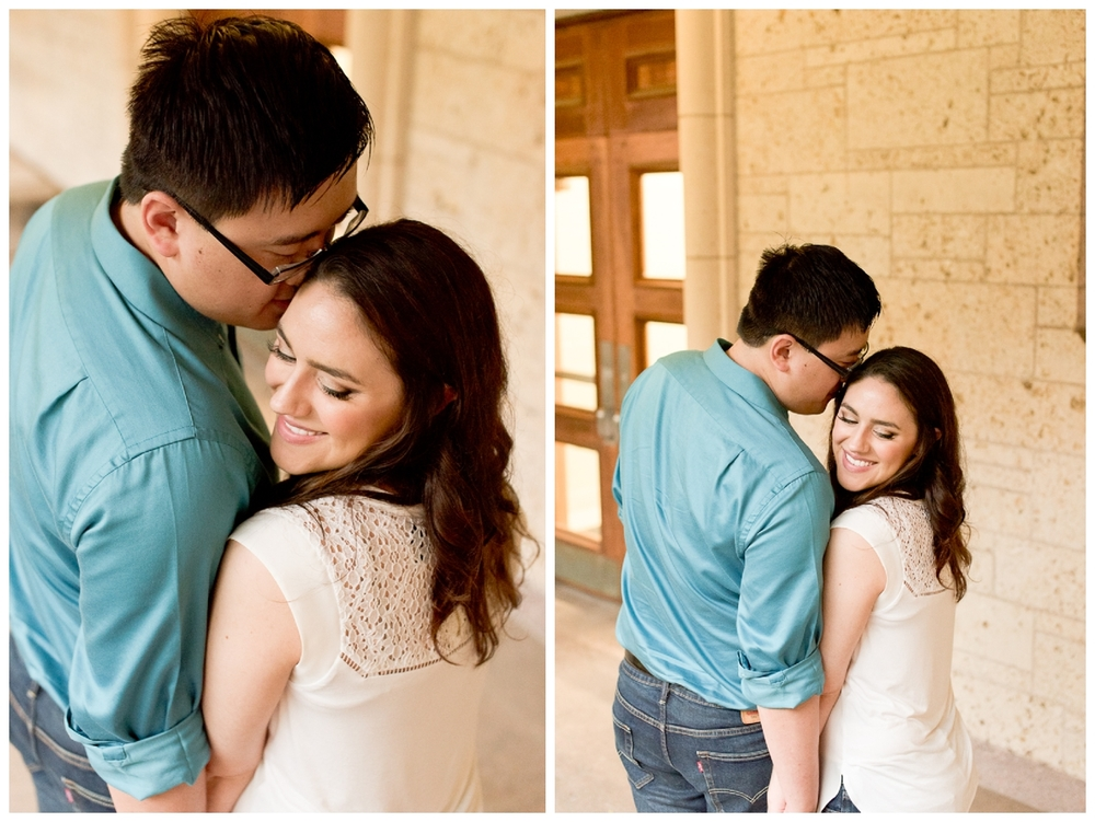 university of texas engagement session
