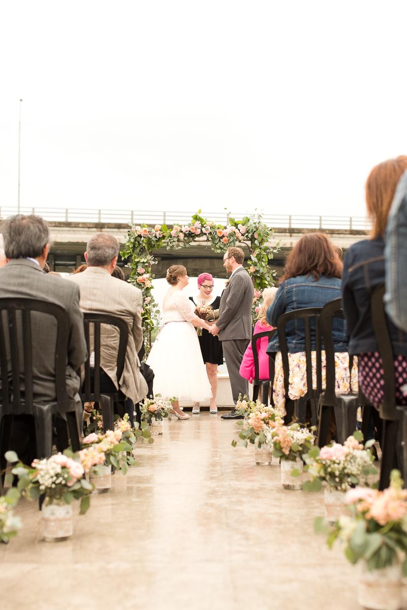 Lady Bird Lake Austin Wedding Ceremony