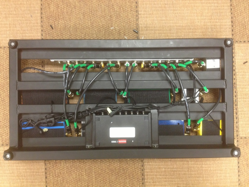 pedal board wiring northeast cable company rh necablecompany com guitar pedalboard wiring wiring your pedalboard