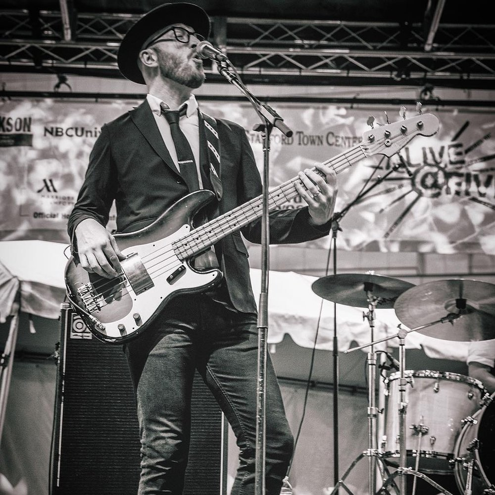 Ian Allison - Bassist for Eric Hutchinson, Jeremy Messersmith and Gavin Degraw