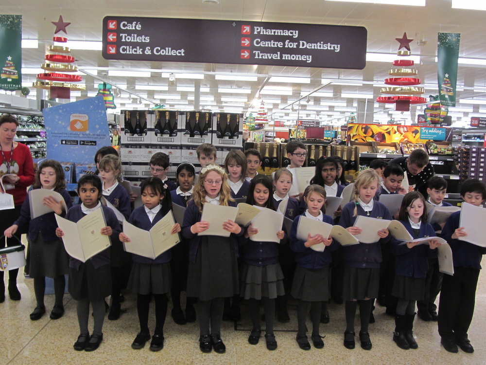 Choir at Sainsburys 2 2016.jpg