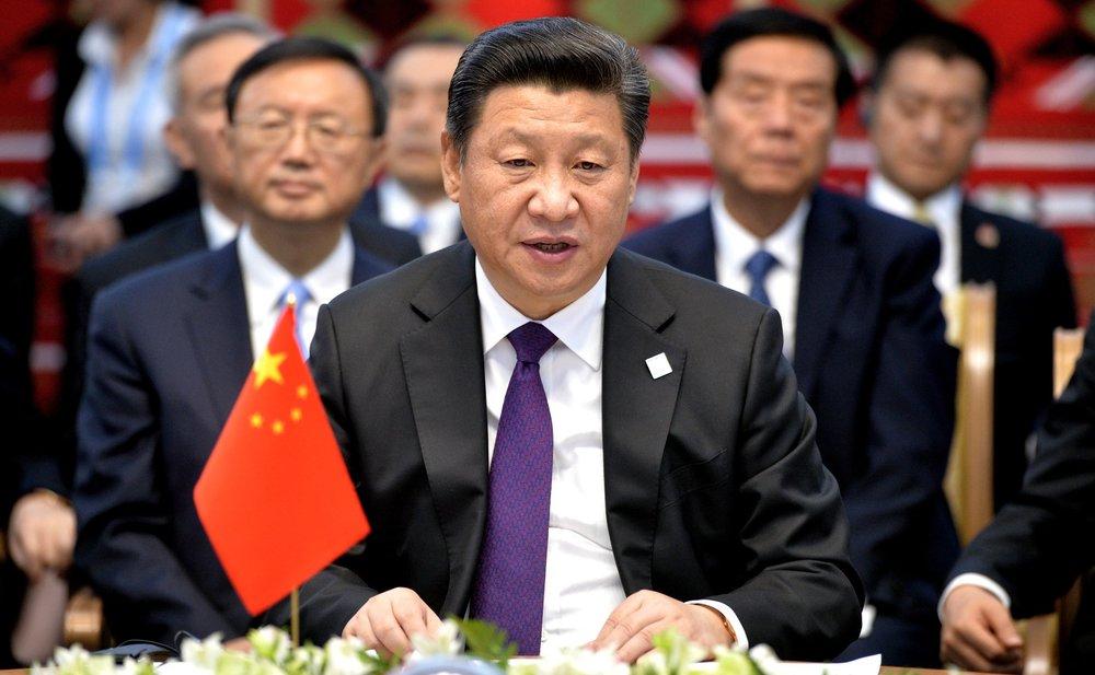 Chinese President, Xi Jinping.