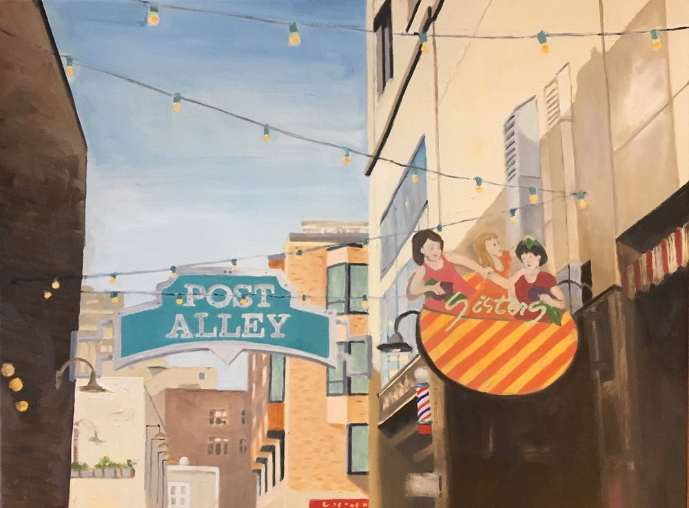 """And, this one: """"Post Alley Glory""""…."""