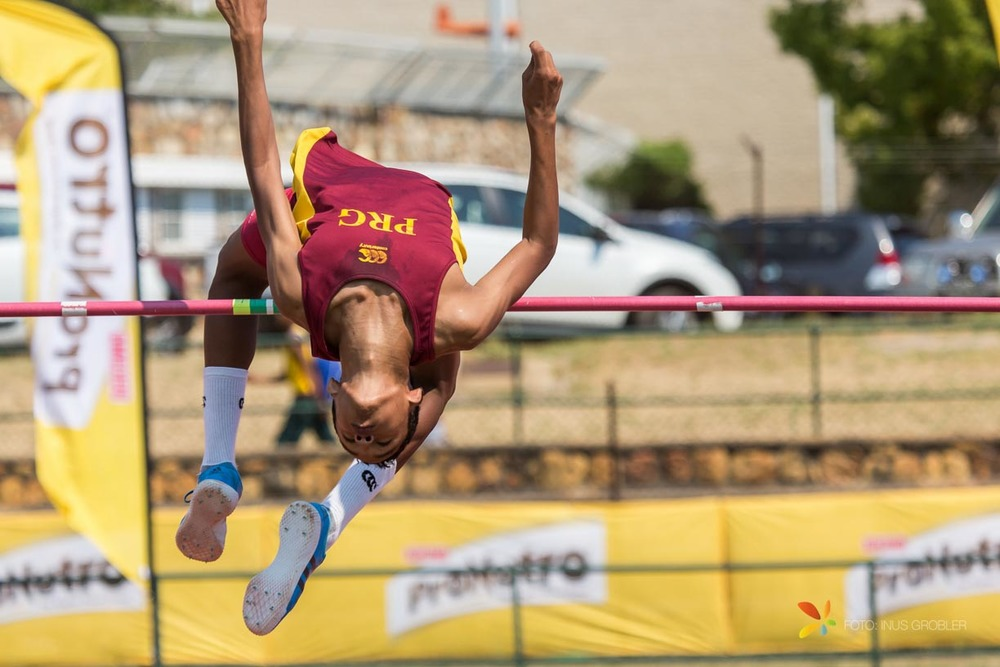 Prestige Athletics 2016 PRG High Jump
