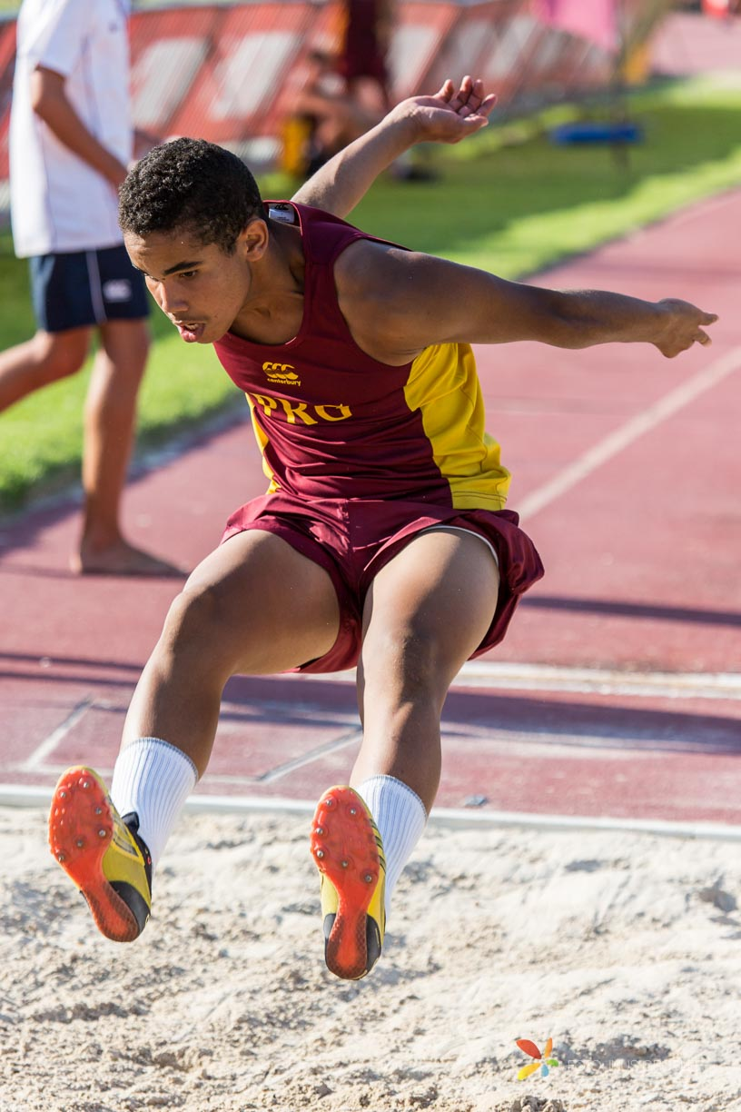Prestige Athletics 2016 PRG Long Jump