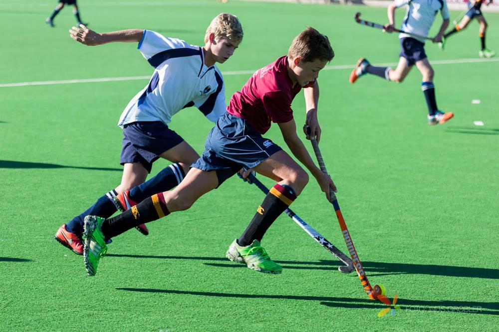 PRG Hockey 14A vs. SACS