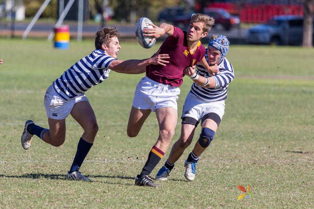 PRG Rugby 19E vs. SACS