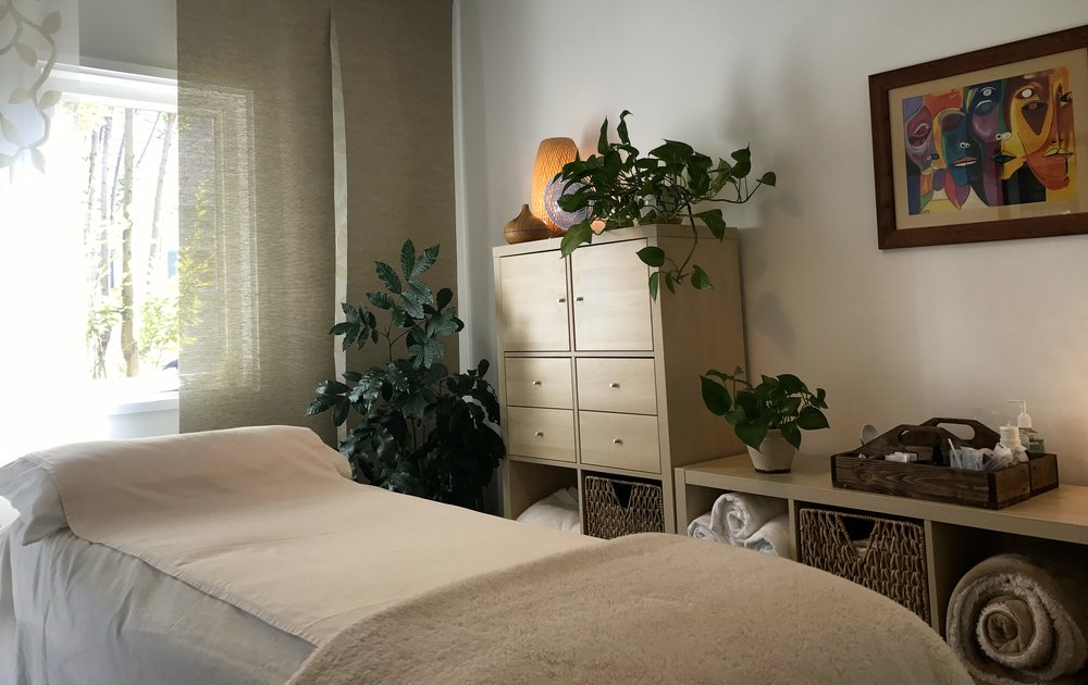 acupuncture & cupping space
