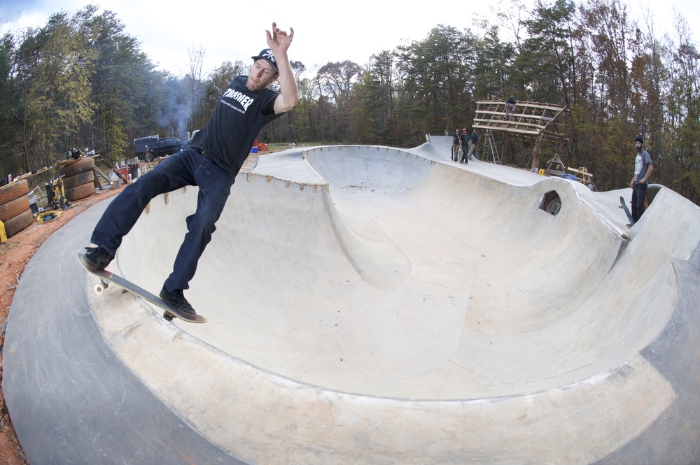 Emil Hilding / FS Lipslide / VA