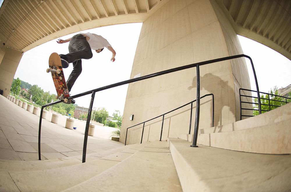 Nate Greenwood / BSNB / Springfield, MA
