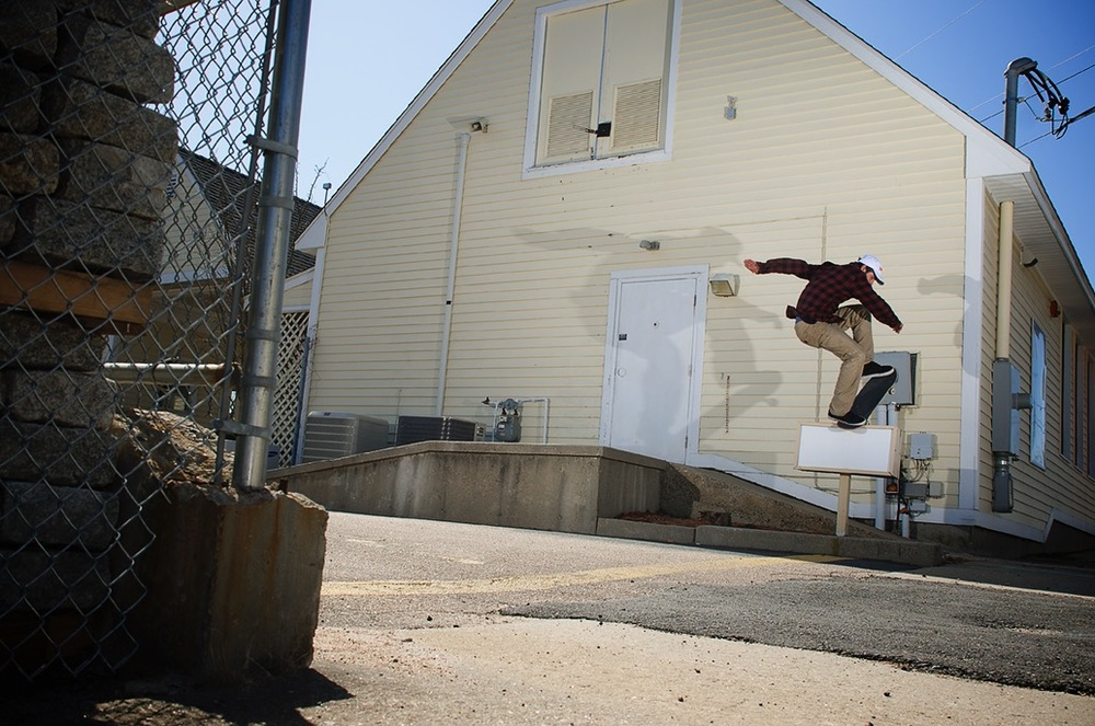 Jay Burton / Gap Out to NBS / Westerly, RI