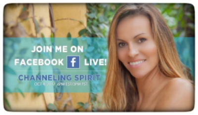 Facebook LIVE event, Oct. 4th at 6pm EST.