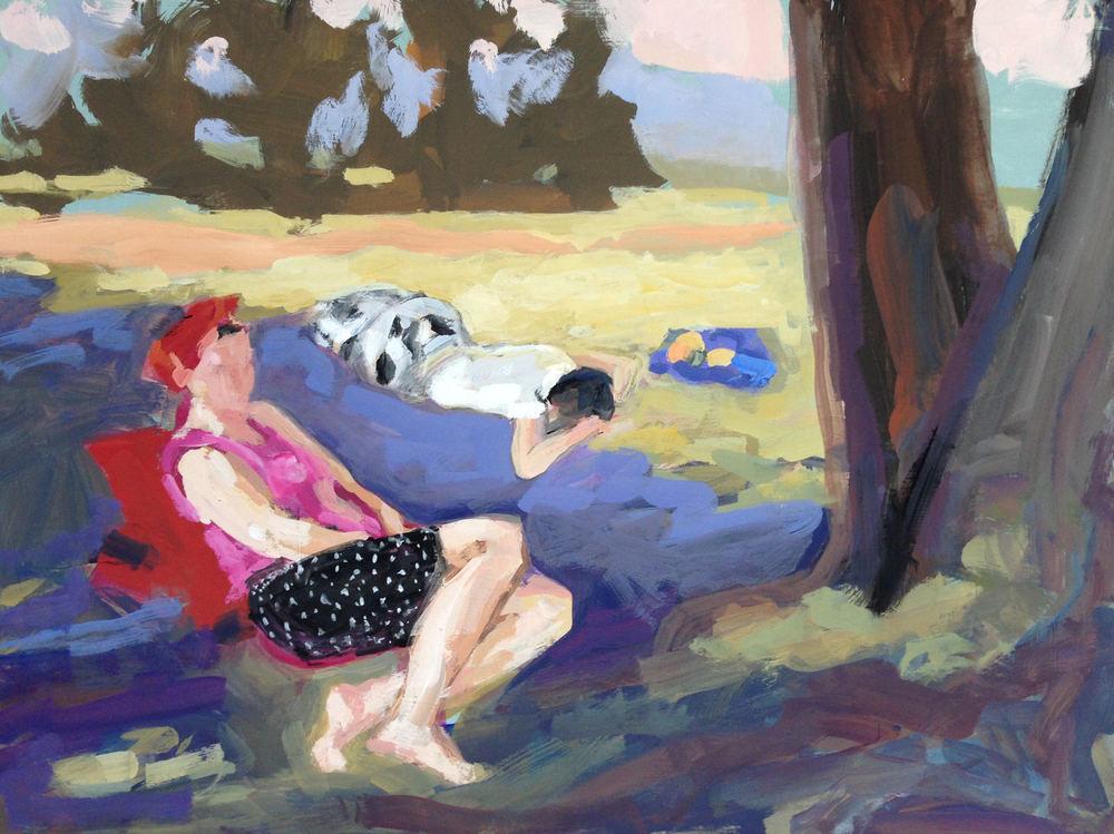 Summer Siesta #2