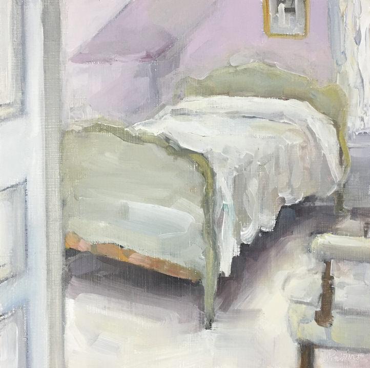 Jaffrey Cottage Upstairs Bedroom