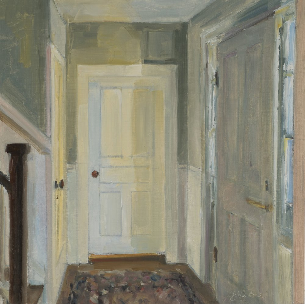 Jaffrey Cottage Foyer